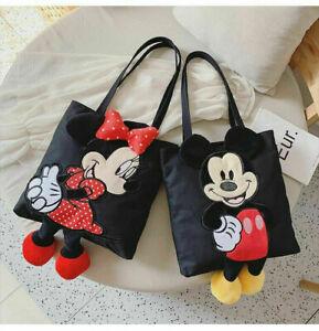 Mickey Mouse Cartoon Umhängetasche Nette Frauen Weihnachten New Fashion...