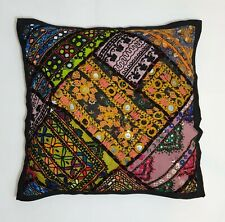 Hand Embroidered Cushion /Pillow Covers, Ethnic Vintage Cushion / Pillow cover