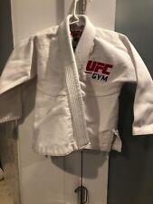 UFC Gym Premium Edition Toddler Size 0000 Martail Art Gi Coat