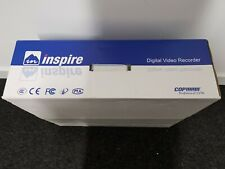 COP Security Inspire 4 Channel DVR Digital CCTV Video Recorder, No HDD - New