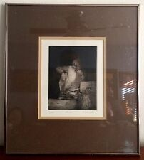 Mid Century Modern  Lithograph signed and numbered