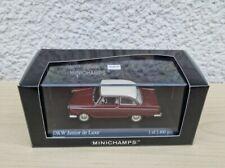 1:43 Minichamps DKW Junior de Luxe 1961 Dark Red 1 of 1400 pcs.