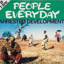 CD SINGLE--ARRESTED DEVELOPMENT--PEOPLE EVERYDAY--1992