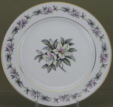 Towne Fine China, Azalea Pattern, Dinner Plate - [0514-0011]