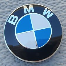 Genuine BMW Wheel Emblem Roundel Cap (36136783536) OE - New
