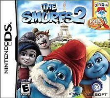 The Smurfs 2 (Nintendo DS, 2013) - COMPLETE