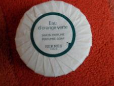 Perfumed soap Seife 25 g Hermès Hermes EAU D'ORANGE VERTE