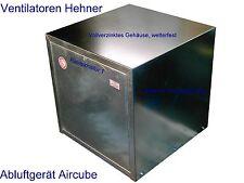 Abluftgerät / Airbox / Kasten Gebläse  Lüftungsgerät Ventilator 3850 m³/h Lüfter