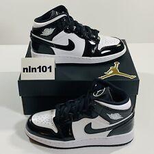 New Nike Air Jordan 1 Mid SE ASW GS Carbon Fiber All-Star Size 6Y DD2192-001