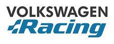 Volkswagen Racing Vinyl Banner Flag Sign Vw Gti Vr6 Garage Shop 36x14 Last One