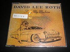 David Lee Roth She's my machine (4 tracks, 1994, incl. 'Mississippi .. [Maxi-CD]