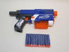 Nerf Retaliator CS-12 pistol blaster with darts and clip Nerf Gun Nstrike Recon