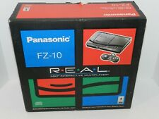 Panasonic REAL 3DO FZ-10 System Complete in Box + Demo Tested Warranty NRMT