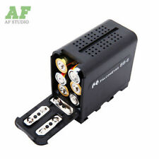 AA Battery Box Case Battery Holder Battery Pack Cover f Yongnuo Pixel LED Light