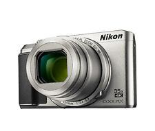 Nikon COOLPIX A900 20.0MP Digital Camera - Silver