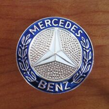 Genuine Mercedes 107 Hood Emblem - 380SL, 450SL & 560SL
