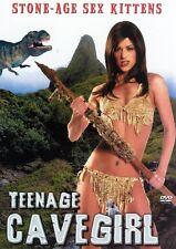 Teenage Cavegirl DVD Jezebelle Bond & Evan Stone Erotic Sci-fi RARE OOP