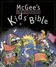 McGee's New Media Kids' Bible (CD-ROM) Tyndale House Publishers, Inc. 1996*NEW*