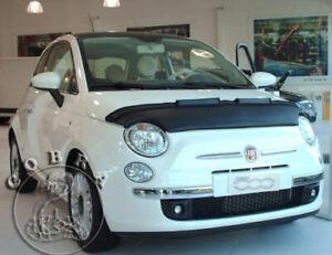 Car Bonnet Hood Bra For Fiat 500 500e 500c POP Abarth 2007 - 2021