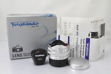 [EXCELLENT]Voigtlander Super Wide Heliar 15mm F/4.5 Aspherical Lens w/Box#2874