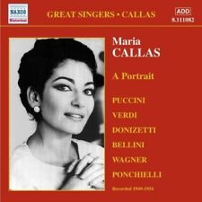 A Portrait By Maria Callas CD