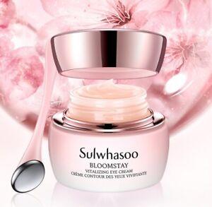 Sulwhasoo Bloomstay Vitalizing Eye Cream 20ml Skin Care Dark-Circle Anti-Aging