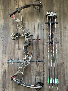 2012 Hoyt Vector 32 with Accessories 50# - 60#