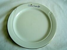FIGGJO BREAD PLATE CROWN CRUISE LINE RESTAURANT WARE NORWAY