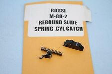 Rossi Model 88 M88 38spl  m88-2 Rebound Slide,Spring & Cylinder Catch