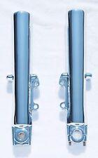 Harley Street Glide, Road King 2000-2013 Chrome Lower Slider Fork Legs Exchange