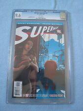 All Star Superman #2 (Feb 2006, DC) CGC 9.6 NEAR MINT