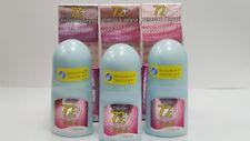 Pack of 3 Lavilin Hlavin Hlavilin Deodorant Roll On Red +72 Hours 50ml/1.7oz