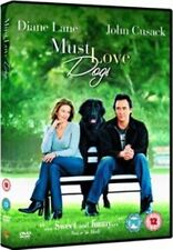 Must Love Dogs 7321900593458 With Christopher Plummer DVD Region 2