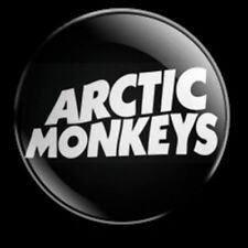 Arctic Monkeys Indie & Britpop Badges/Pins
