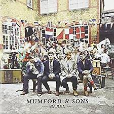 Mumford And Sons - Babel (NEW CD)