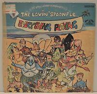 "LOVIN' SPOONFUL  ""Everything Playing""  1968 Vinyl LP   Kama Sutra  KLPS8061"