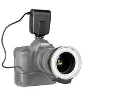 Canon Eos Digital Rebel t7i t6i t5i t4i t3i t2i Macro Ring Flash light 62mm New