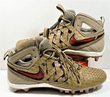 Nike Huarache V Lax Elite Thompson Bros Lacrosse Cleats Sz 13 New 807120 200