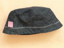 taille 54 cm - bob / chapeau en jean - CATIMINI - NEUF - fille 6 / 8 ans environ