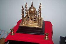 Taj Mahal  Architectural Sculpture Taj Mahal Bronze Sculpture
