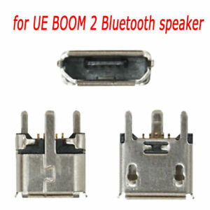 For UE BOOM 2 Bluetooth Speaker  Micro USB Charging Port Power Charger Parts ZHU