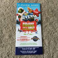 Vintage Universal Studios Florida Islands of Adventure Grinchmas 2011