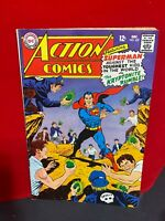 Action Comics #357 DC COMICS SUPERMAN  SUPERGIRL 1967