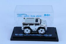 HOT WHEELS 2005 PRE TOY FAIR HUMMER H2 MINT UNUSED IN CUBE