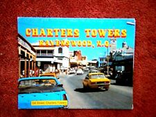 CHARTERS  TOWERS  &  RAVENSWOOD  NORTH  QUEENSLAND COLOUR VIEW  FOLDER   [451]