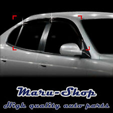 Smoke Door Window Vent Visor Deflector for 97~02 Daewoo Leganza