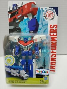 Robots in Disguise: Power Surge Optimus Prime Figure Toys R Us Exclusive