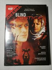 Blind Justice (DVD, 2002) Oliver Reed, Brand New Factory Sealed Free Shipping