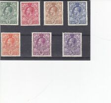 SWAZILAND - Mint Hinged - George V - #10 -  15 & 17