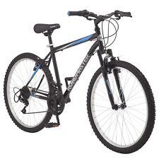 Roadmaster Granite Peak Mountain Bike for Men -  Black/Blue - Brand New In Box